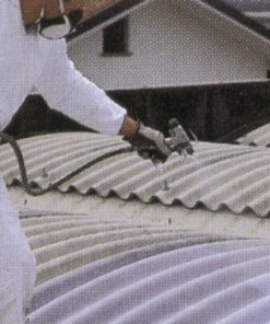 TREATMENT OF ASBESTOS CEMENT